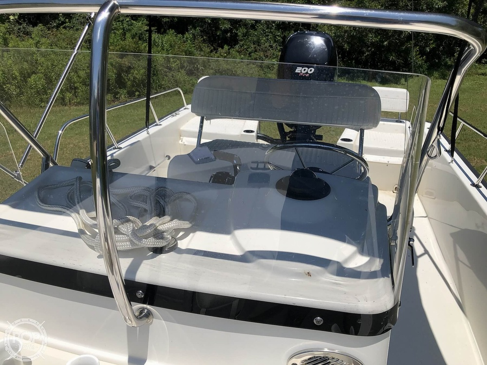 2017 Boston Whaler boat for sale, model of the boat is 210 Montauk & Image # 19 of 40