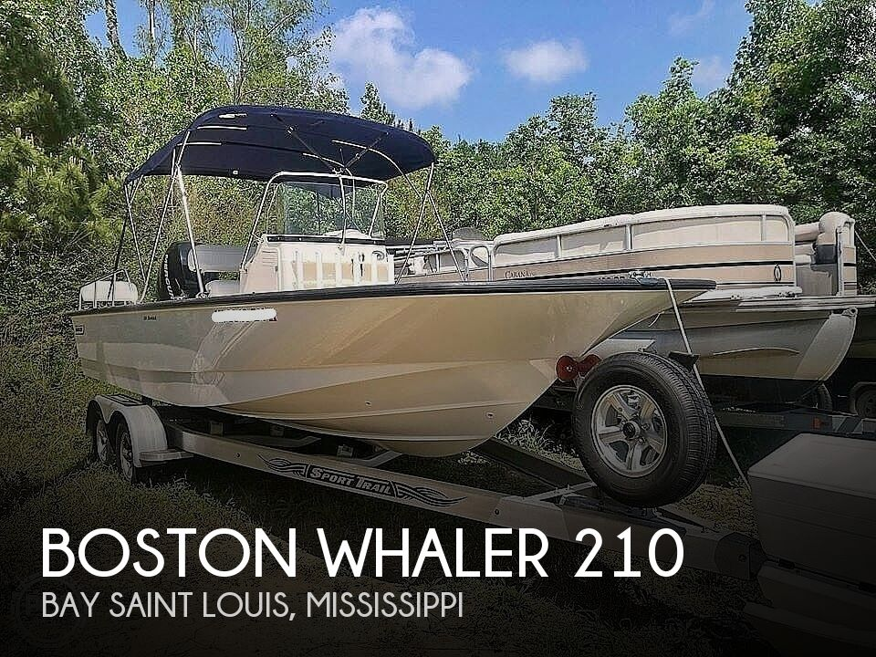 2017 BOSTON WHALER 210 MONTAUK for sale