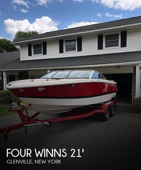 Used Four Winns Boats For Sale in New York by owner | 2017 Four Winns 21