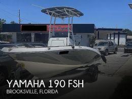 2016 Yamaha 190 FSH