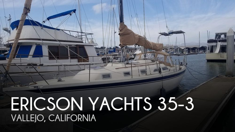 Used Ericson Boats For Sale by owner | 1983 36 foot Ericson Yachts MK III