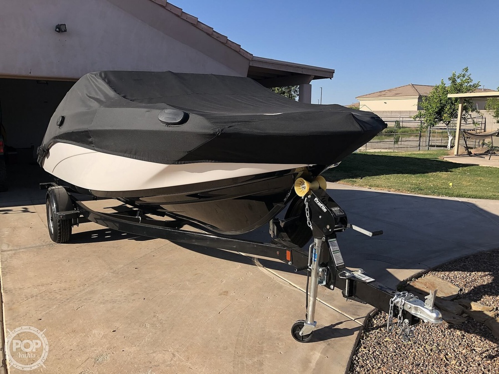 2018 Yamaha boat for sale, model of the boat is Sx 190 & Image # 25 of 41