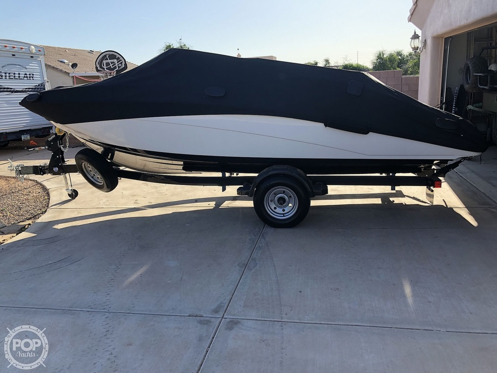 2018 Yamaha boat for sale, model of the boat is Sx 190 & Image # 26 of 41