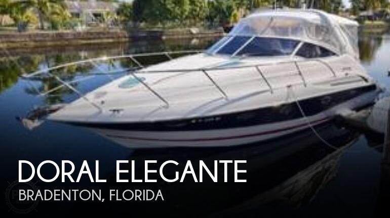 Used Doral Boats For Sale by owner | 2005 33 foot Doral Elegante