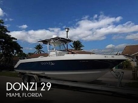 Used DONZI Boats For Sale by owner | 2007 Donzi 29