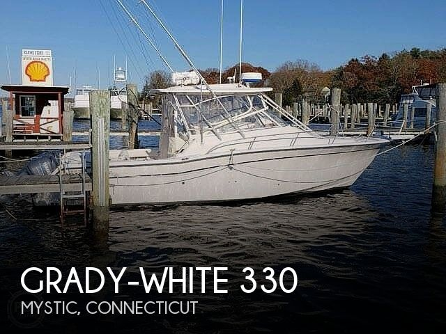 2002 GRADY WHITE 330 EXPRESS for sale