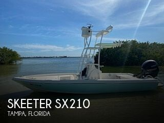 Used Skeeter Boats For Sale by owner | 2016 Skeeter SX210