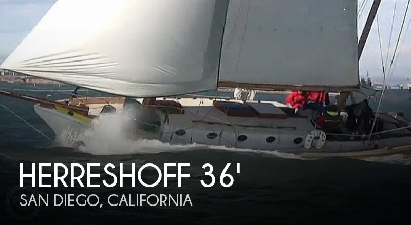 Used Herreshoff Boats For Sale by owner | 1984 Herreshoff 36'