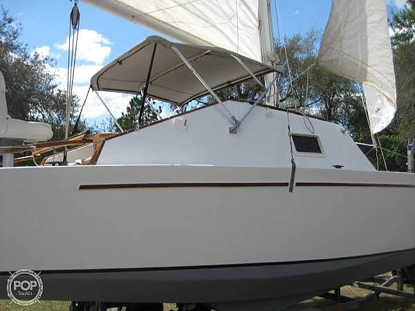 1998 Custom boat for sale, model of the boat is 18 & Image # 3 of 40