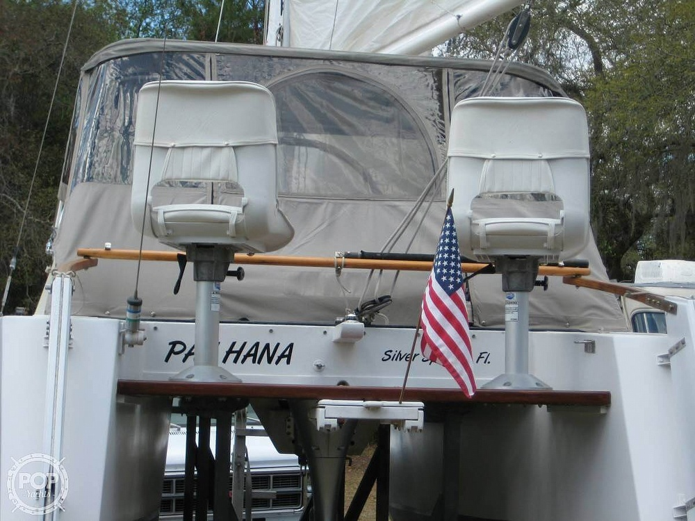 1998 Custom boat for sale, model of the boat is 18 & Image # 4 of 40