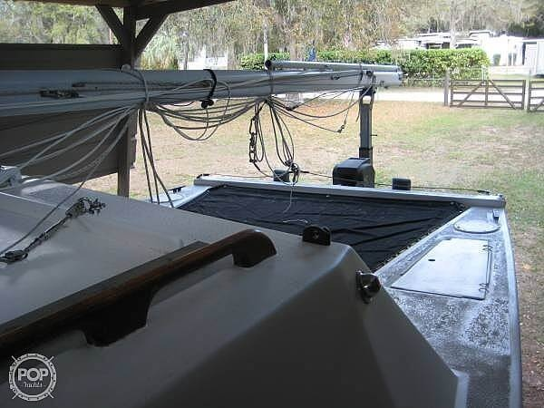 1998 Custom boat for sale, model of the boat is 18 & Image # 7 of 40