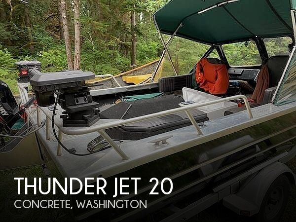 2003 THUNDERJET 20 for sale