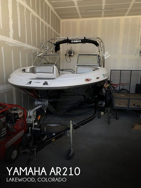 Used Power boats For Sale in Colorado Springs, Colorado by owner | 2010 Yamaha AR210