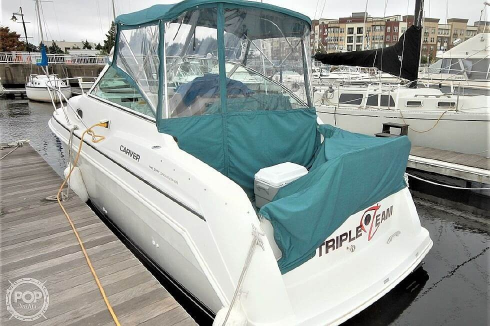 1997 Carver boat for sale, model of the boat is 260 Special Edition & Image # 10 of 40