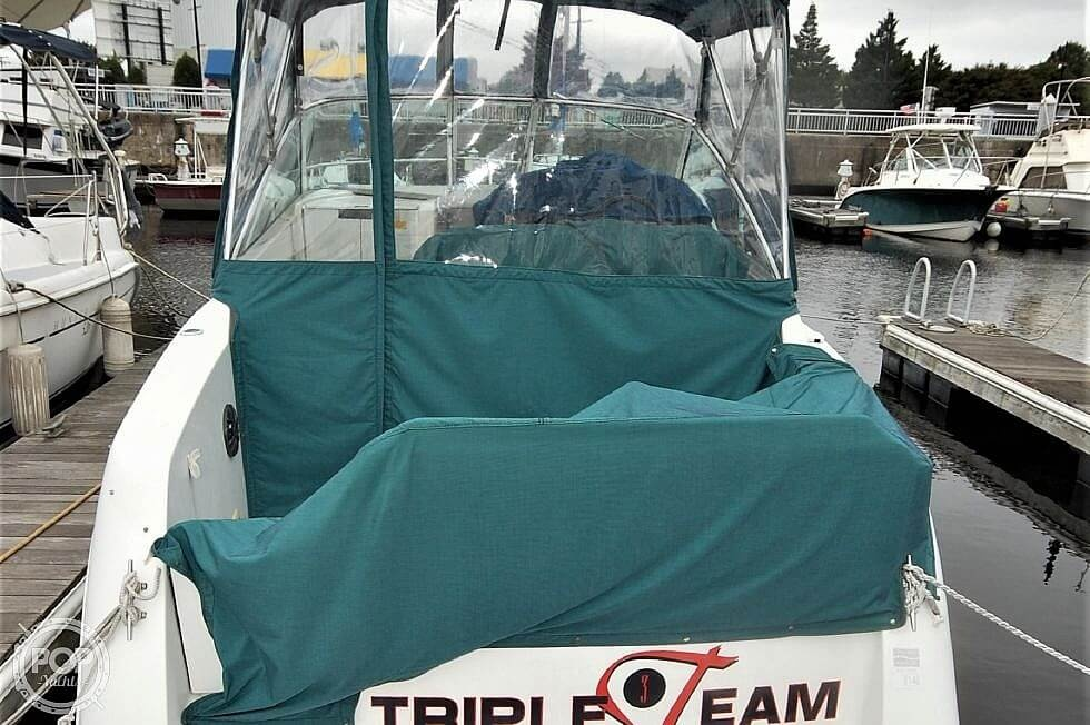1997 Carver boat for sale, model of the boat is 260 Special Edition & Image # 11 of 40
