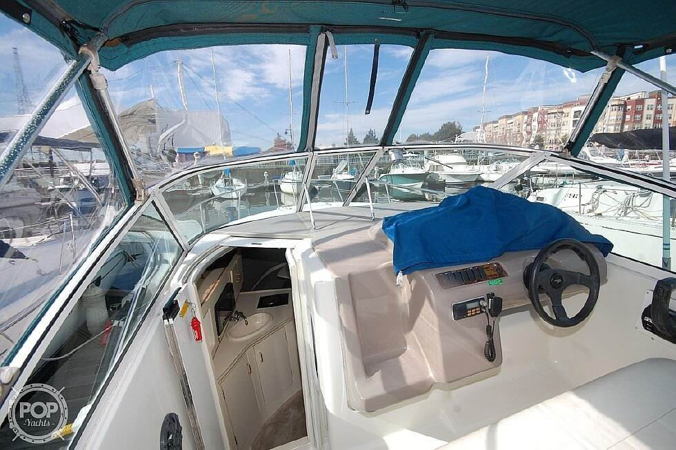 1997 Carver boat for sale, model of the boat is 260 Special Edition & Image # 14 of 40