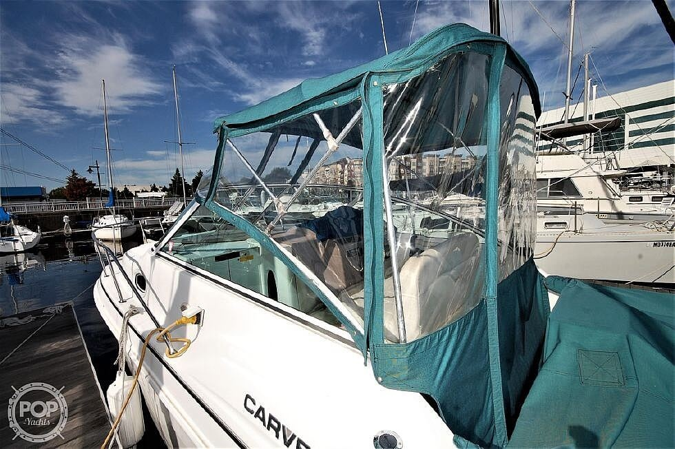 1997 Carver boat for sale, model of the boat is 260 Special Edition & Image # 15 of 40