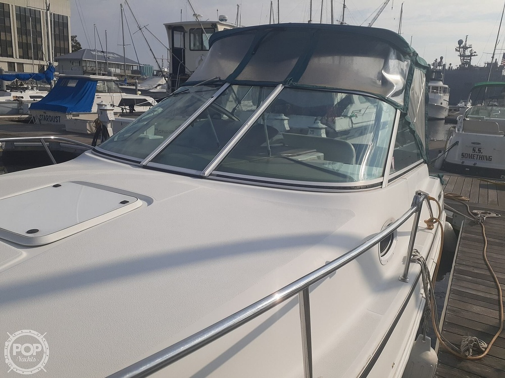 1997 Carver boat for sale, model of the boat is 260 Special Edition & Image # 24 of 40