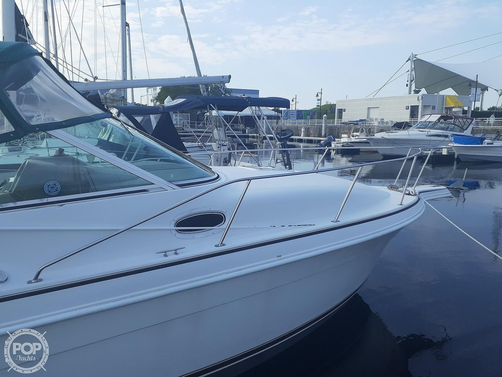 1997 Carver boat for sale, model of the boat is 260 Special Edition & Image # 27 of 40