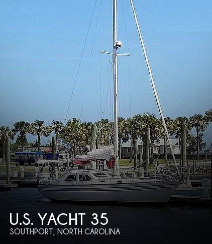 1981 U.S. YACHT 35 for sale