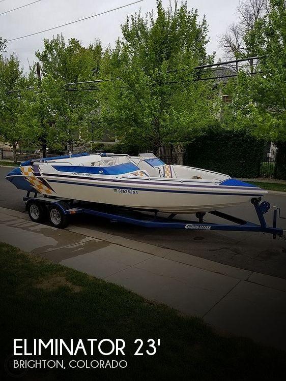 Used ELIMINATOR Boats For Sale by owner | 1999 Eliminator 230 eagle xp