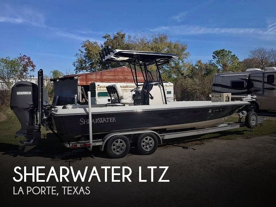 Used Shearwater Boats For Sale by owner | 2015 25 foot Shearwater Ltz