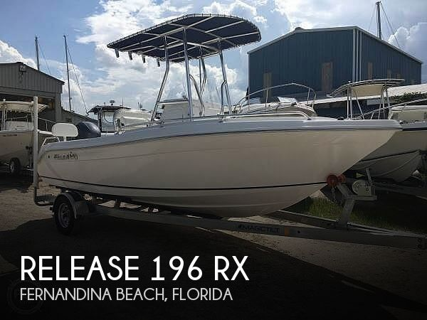 Used Release Boats For Sale by owner | 2018 Release 196 RX