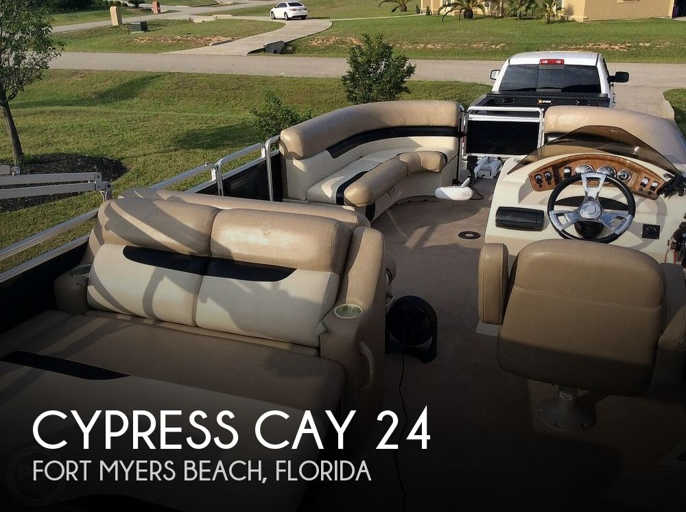 2013 CYPRESS CAY 24 for sale