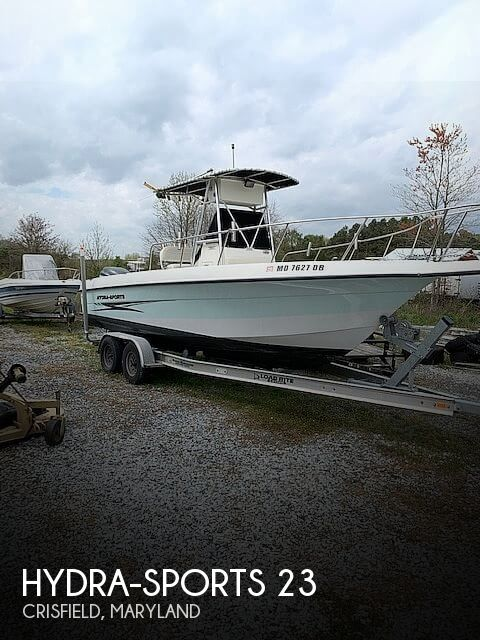 Used Ski Boats For Sale in Maryland by owner | 2004 Hydra-Sports 23