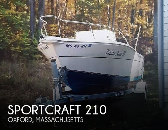 Used Power boats For Sale by owner | 1999 Sportcraft 210