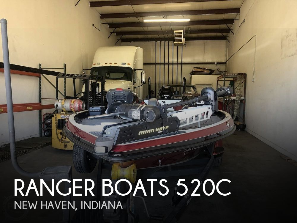 Used Boats For Sale in Fort Wayne, Indiana by owner | 2016 Ranger Boats 520C