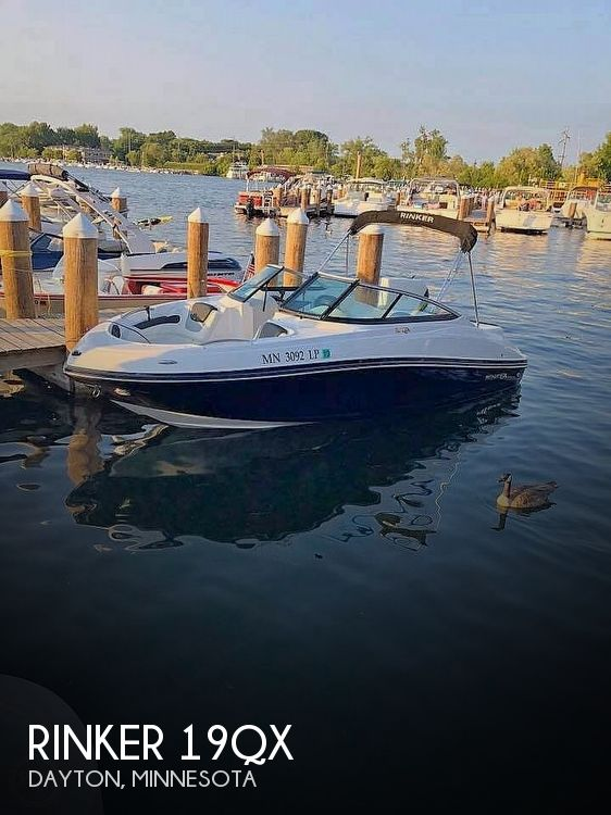 Used Rinker 19 Boats For Sale by owner | 2017 Rinker 19qx