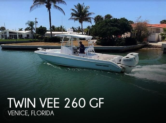 Used Twin Vee Boats For Sale by owner | 2020 Twin Vee 260 GF
