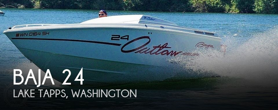 Used Baja 24 Boats For Sale in Washington by owner | 1998 Baja 24