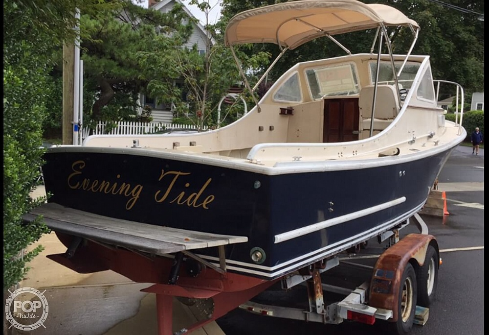 1985 Sisu boat for sale, model of the boat is 22 & Image # 2 of 40