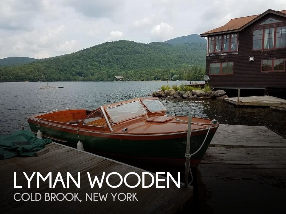 Used Lyman Boats For Sale by owner | 1961 20 foot Lyman Wooden