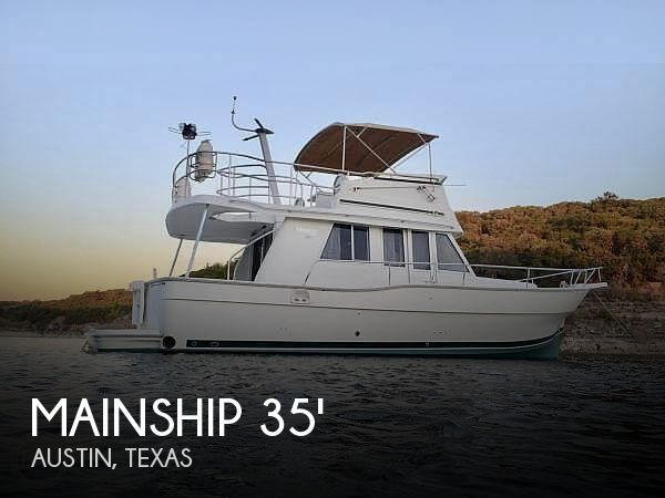 Used Mainship Boats For Sale by owner | 2001 Mainship 390 Trawler