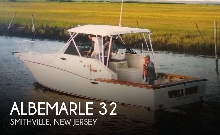 Used Albemarle Boats For Sale by owner | 1989 Albemarle 32