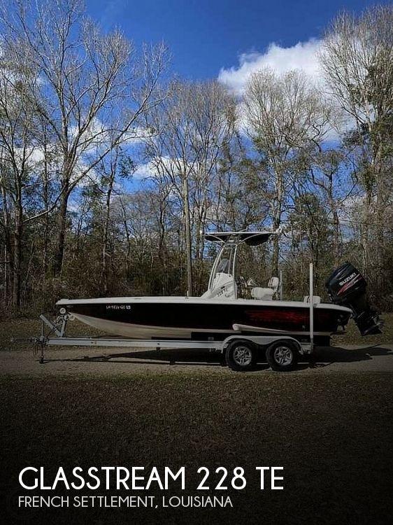 Used Glasstream Boats For Sale by owner | 2014 Glasstream 228 TE