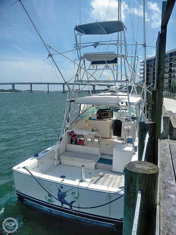 1985 Bertram boat for sale, model of the boat is 38 Special & Image # 4 of 40
