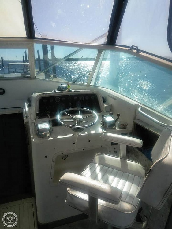 1985 Bertram boat for sale, model of the boat is 38 Special & Image # 5 of 40
