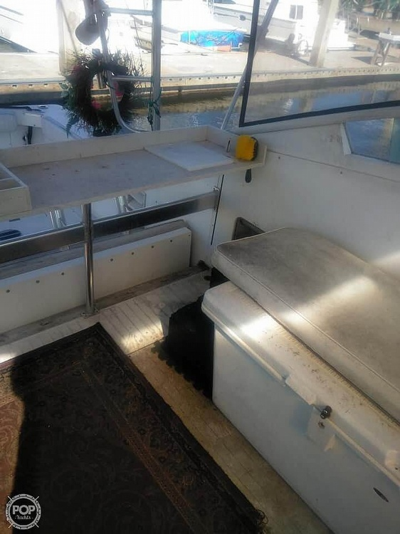 1985 Bertram boat for sale, model of the boat is 38 Special & Image # 7 of 40