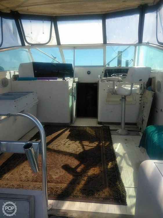 1985 Bertram boat for sale, model of the boat is 38 Special & Image # 10 of 40