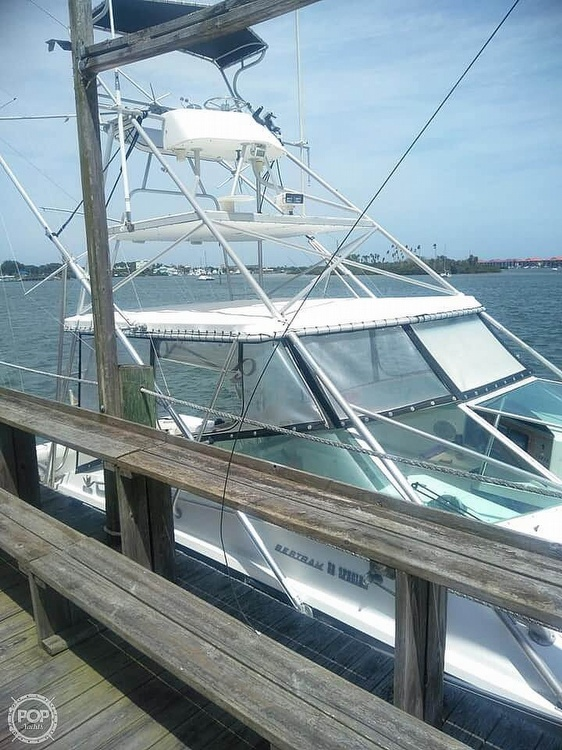 1985 Bertram boat for sale, model of the boat is 38 Special & Image # 15 of 40