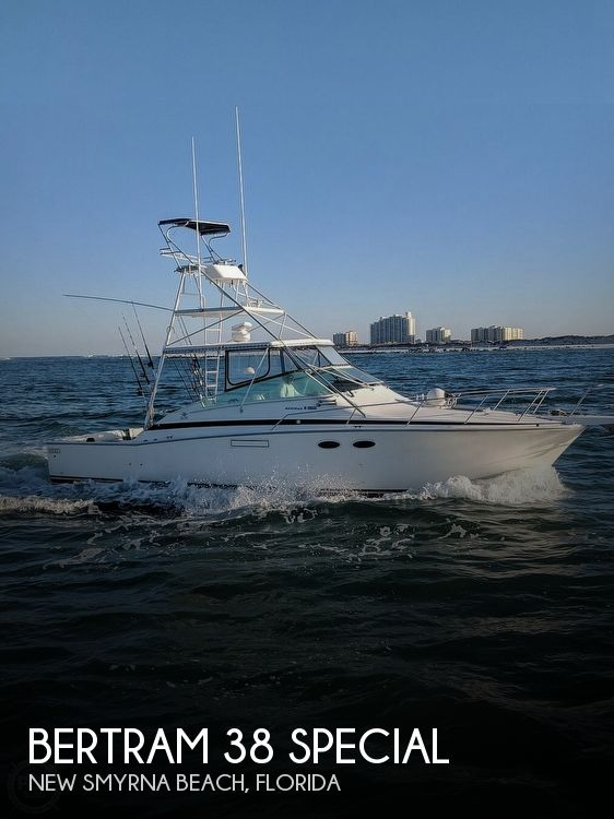 1985 BERTRAM 38 SPECIAL for sale