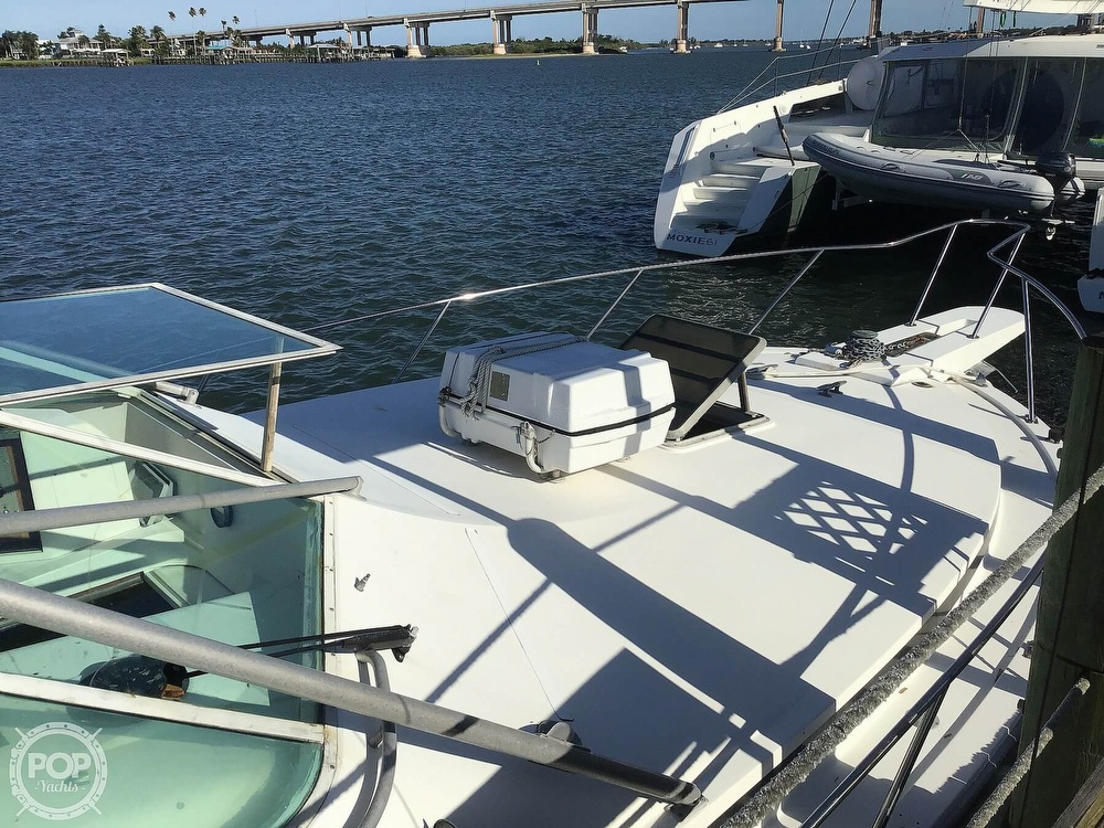 1985 Bertram boat for sale, model of the boat is 38 Special & Image # 19 of 40
