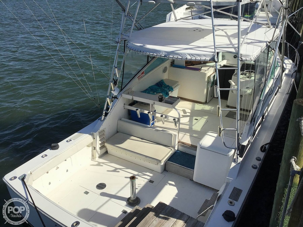 1985 Bertram boat for sale, model of the boat is 38 Special & Image # 6 of 40