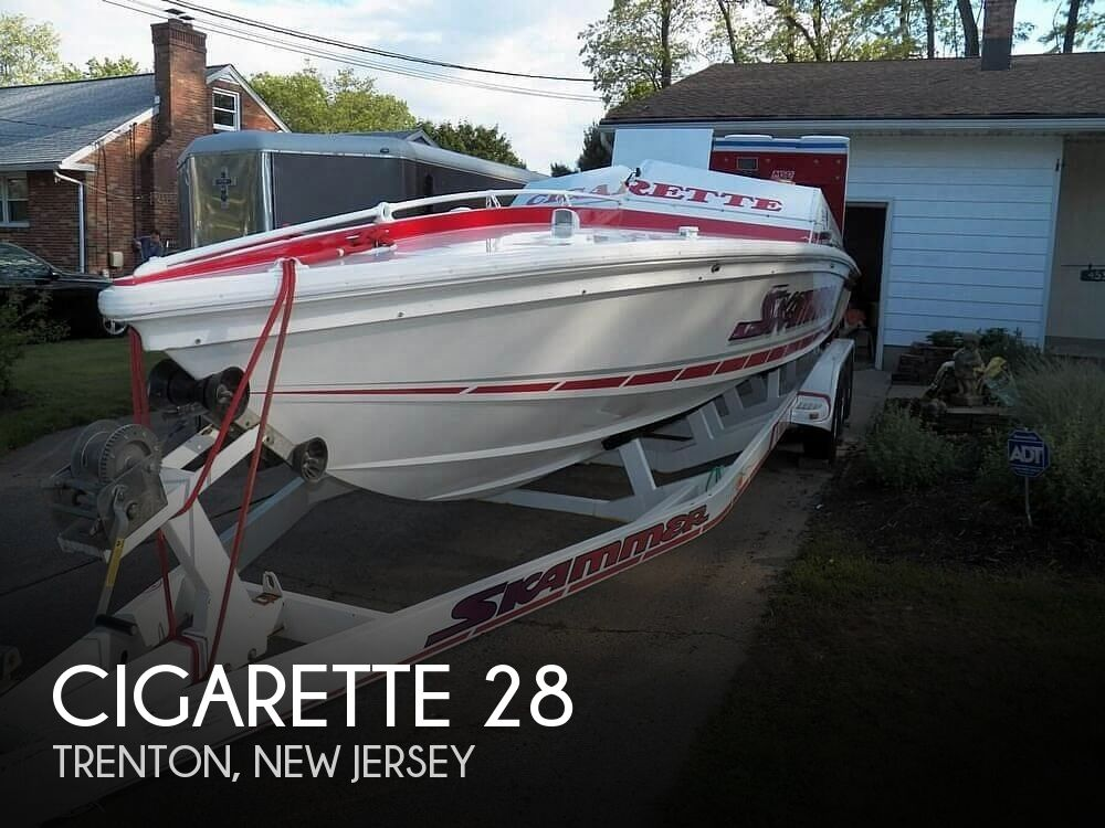 Used Cigarette Boats For Sale by owner | 1982 Cigarette 28