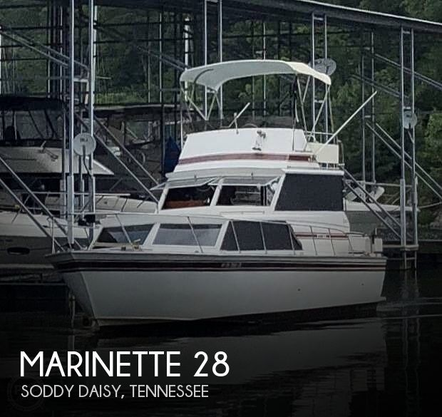 1979 Marinette boat for sale, model of the boat is 28 & Image # 1 of 40