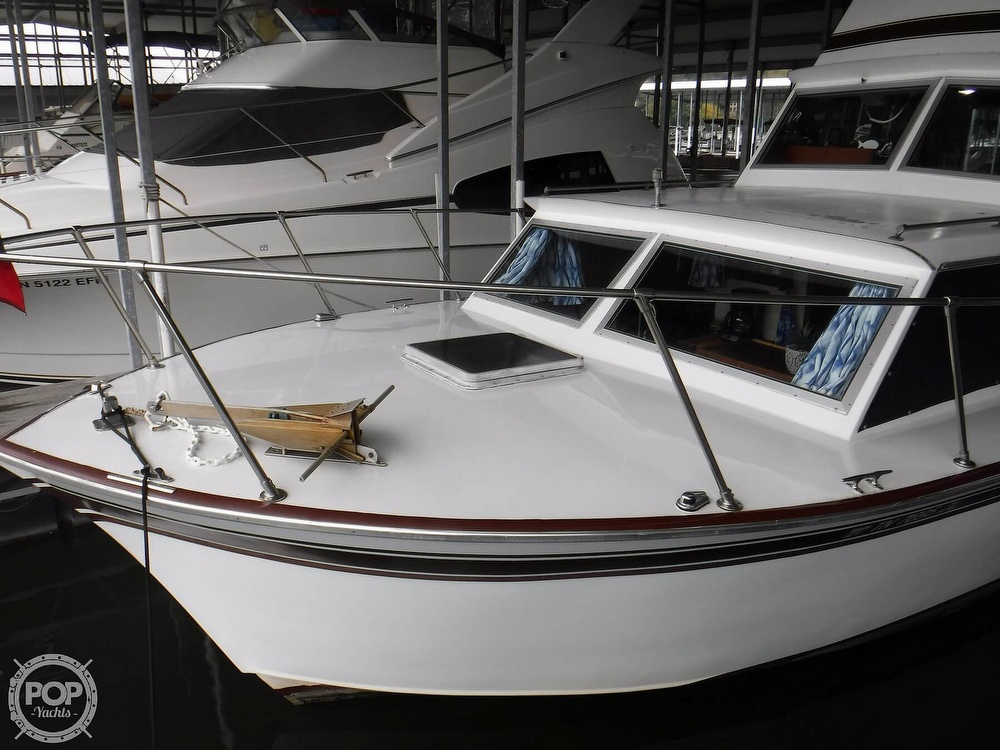 1979 Marinette boat for sale, model of the boat is 28 & Image # 5 of 40